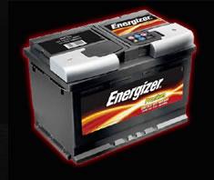 ENERGIZER BATTERIES