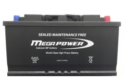 MEGA POWER BATTERIES